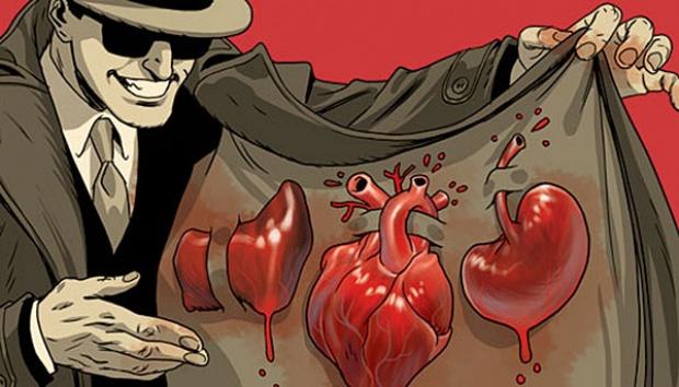 убийство ради органов